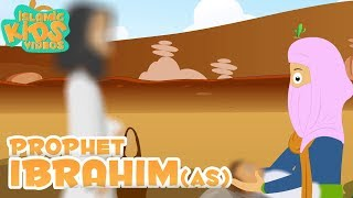 Prophet Stories For Kids in English | Prophet Ibrahim (AS) Story For Children | Islamic Kids Stories