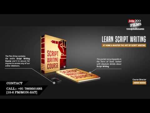 Film Script Writing Course in hindi with Real Examples - हिंदी फिल्म स्क्रिप्ट राइटिंग कोर्स