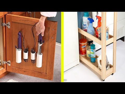 25 Easy Solutions for Everyday Organization Problems