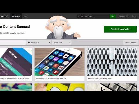 Create Stunning Videos Fast
