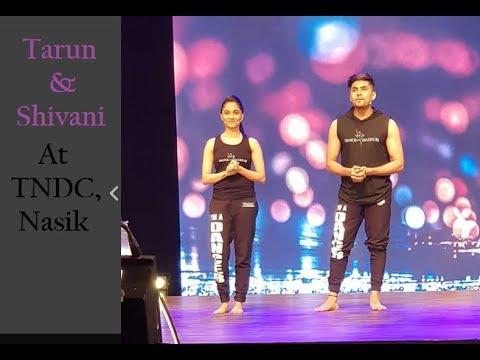 Download Dance Plus 3 Tarun And Shivani Celebration In