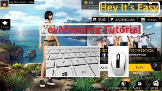 Rules Of Survival Phoenix OS ROC Octopus Keymapping