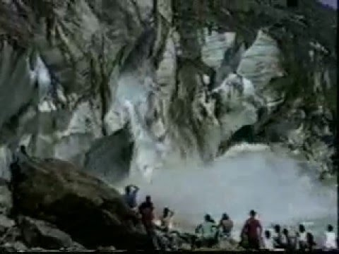 Break Away Glacier