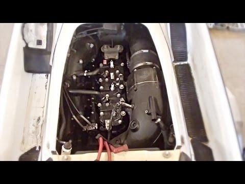 Yamaha GP1200R Waverunner  engine rebuild part1