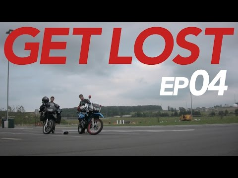 BROTHERS JOURNEY TO A RAINY MOTOGP | GET LOST Ep4. | A Solo Motorcycle Adventure to the Darien Gap