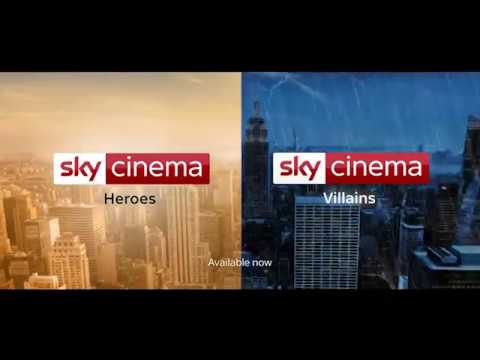 Sky Cinema Heroes & Villains