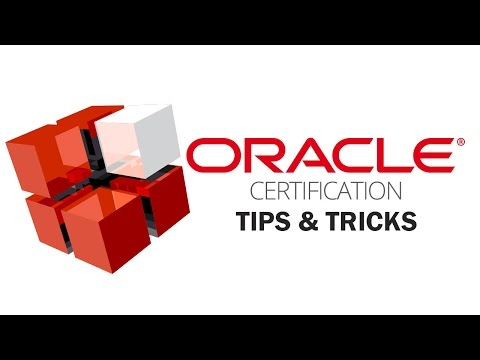 Oracle Certification Exam Preparation Tips