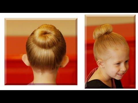 HOW TO DO A SOCK BUN // Youtube Hair Tutorial