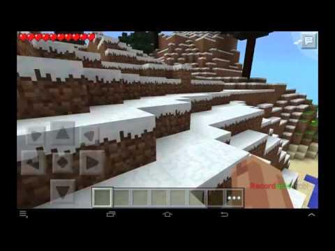 Diamond Rain Mod Minecraft PE (0.8.1)