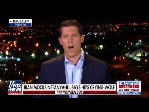 Netanyahu Says Iran Lied About Its Nuclear Program