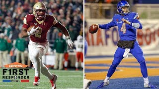 Boston College vs. Boise State: 2018 First Responder Bowl Preview