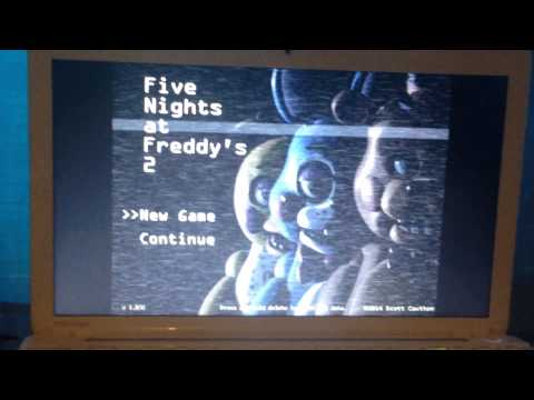How to Play Five Nights At Freddy's 1/2/3 In Fullscreen works 100%!!!