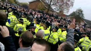 Villa vs Birmingham Kicking Off after the game