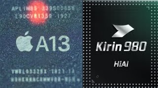 Apple A13 Bionic vs Huawei Kirin 980 – Is Apple at its best?