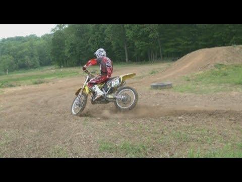 Hard Packed Motocross Riding Tips!