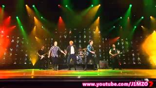 Brothers 3 - Week 7 - Live Show 7 - The X Factor Australia 2014 Top 7