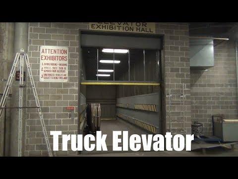 EPIC Montgomery Truck and Service Elevators @ Century II - Wichita, KS