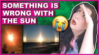 Something Is Wrong With The Sun Today & No One Knows Why