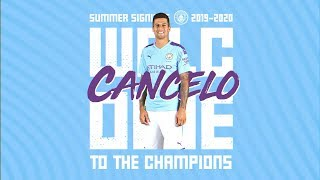 LIVE | Cancelo's First Man City Press Conference