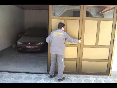 Alufenster Negotin - garazna vrata