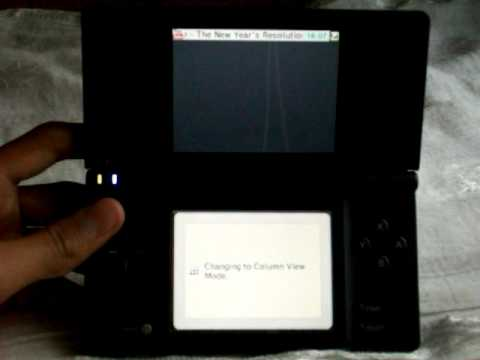Nintendo DSi Part 4- The Internet Browser