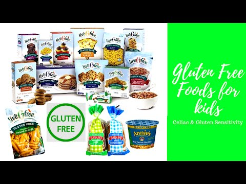 Gluten Free Foods For Kids
