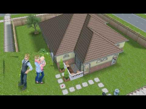 Simsfreeplay(series)-Shaun and Hazel(Ep-6)
