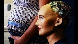 Robot-citizen Sophia fights for right to have a family