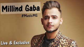 Millind Gaba Live at Studio PS
