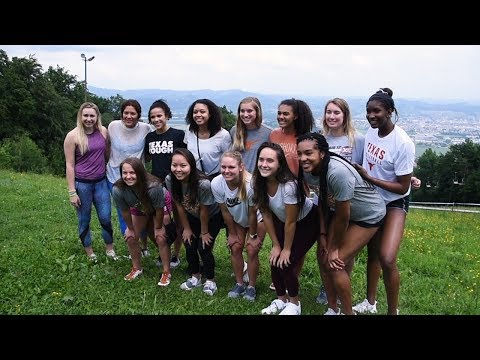 Texas Volleyball takes Europe, Day One [May 24, 2018]