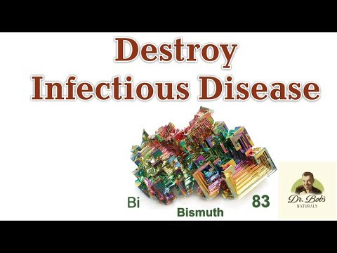 Bismuth for Digestive Issues and Lyme Disease