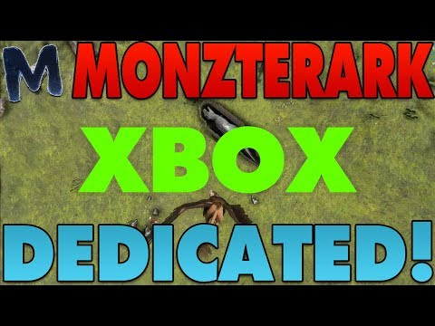 Ark How To Join PC Hosted Xbox Servers! MonzterArk JOIN NOW!!!