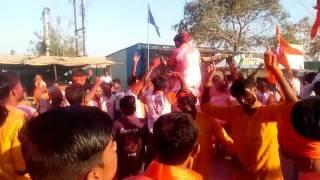 शिवजयंती उत्सव डोंगराळे ,मालेगाव नाशिक,,,,,,(शिवबा ग्रुप) shivjayanti dongare Malegaon (Nashik)
