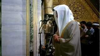 Sheikh Abubaker Al Shatri in Sultan Ahmet