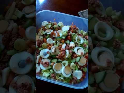 Part2 Nigerian salad