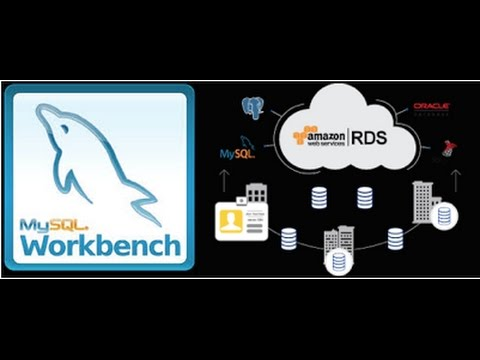 Easy tutorial for connecting remotely to AWS RDS database using MYSQL Workbench