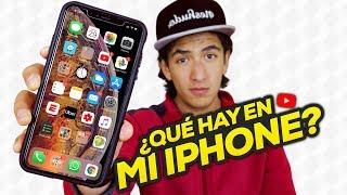 ¿Qué hay en mi iPhone XS MAX? - NESHUDO