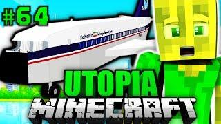 OTTO Wird VERRÜCKT Minecraft Utopia DeutschHD - Minecraft utopia spielen