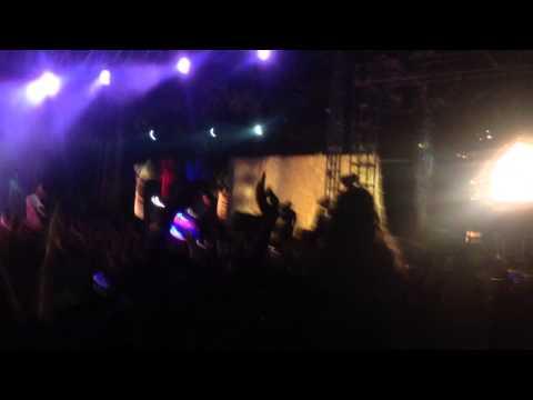 Lorde -Tennis Court (Flume Remix) Coachella 2014