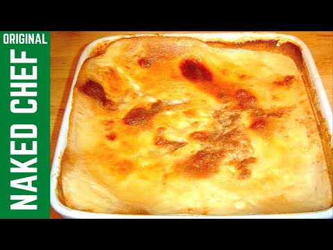 Christmas Rice Pudding Traditional oven bake how to make recipe cooked cook pudding christmas