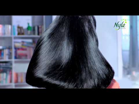 2015 Nyle Shampoo Television Commercial | Dryness Control - English