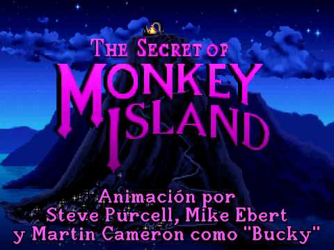 [Old Games] Monkey Island