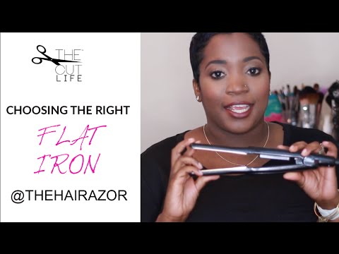 Flat Iron 101: How to choose the right FLAT IRON