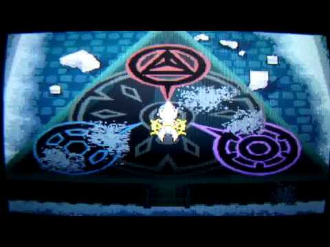 [FR] Sinjoh Ruins Event with Shiny Arceus (HeartGold)