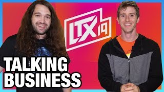 Linus & Steve Talk About Stepping Back: Future of Linus Tech Tips & LTX