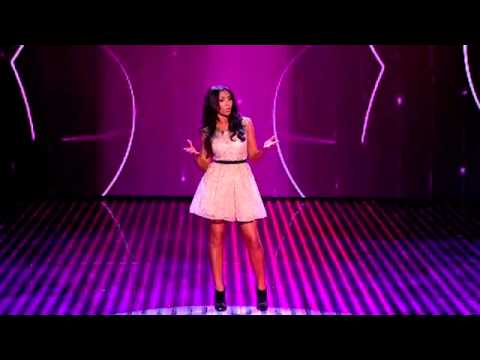 Francine Lewis entertains all with her impressions   Semi Final 4   Britain u0027s Got Talent 2013 1