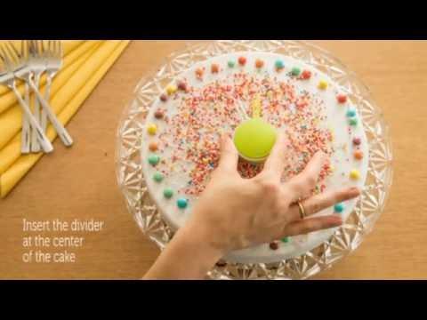 Cake & Pie Divider