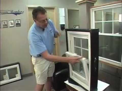 NWFA Training Cleaning New Vinyl Window.mov