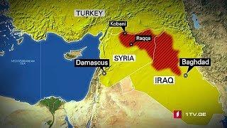 ISIS, ახლო აღმოსავლეთი და ომები