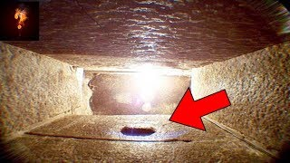 """Boss-Mark"" Found Within The Great Pyramid?"